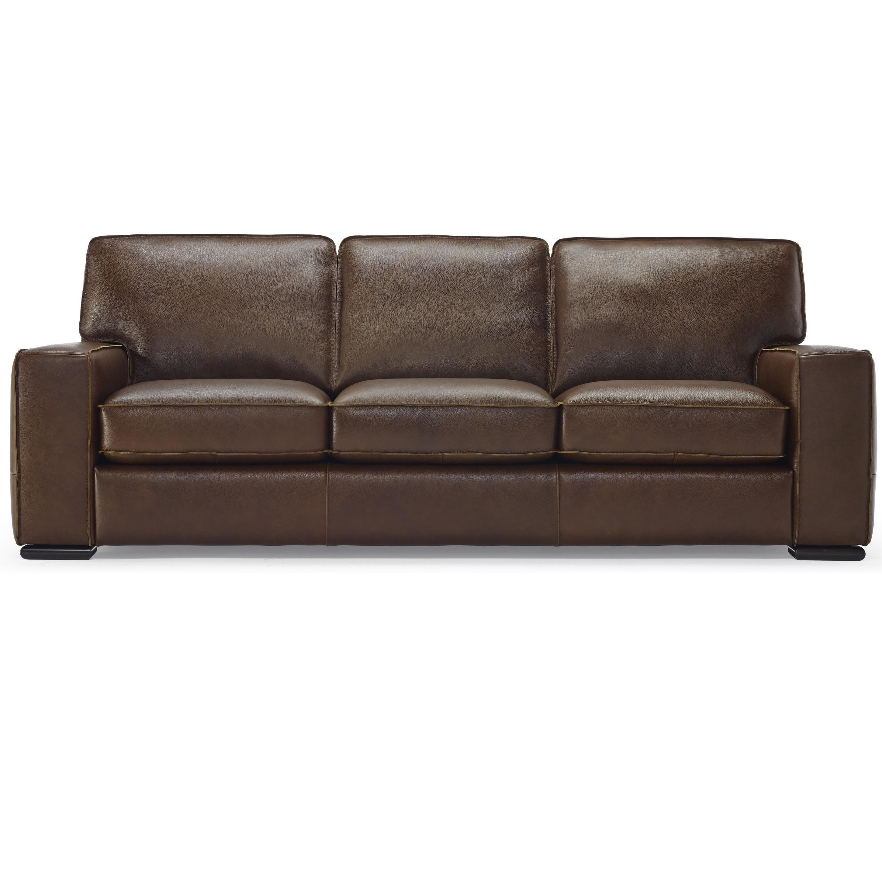 Chestnut Colored Leather Sofa 3 Seat Length Color Gradschoolfairs