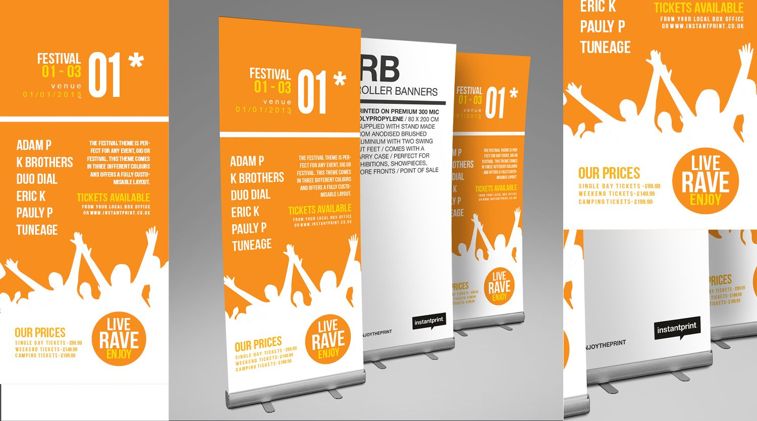 roll up banners - Google Search | RESOURCES: exhibit booth ...