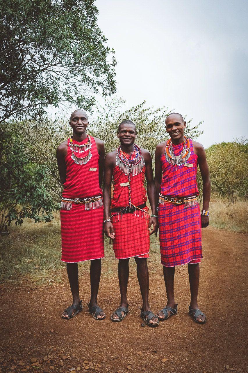 Mara Bush Camp Private Wing Masai Mara Kenia Okotourismus