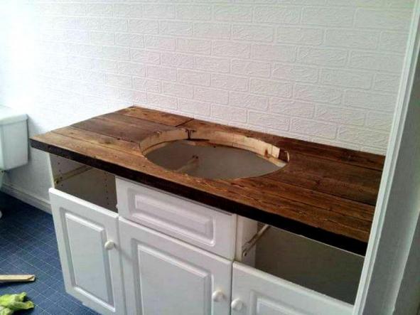Smallwoodcrafts Wood Bathroom Vanity Wooden Bathroom Vanity Wood Vanity