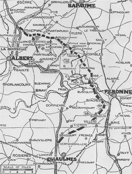 First World War.com - Contemporary Maps