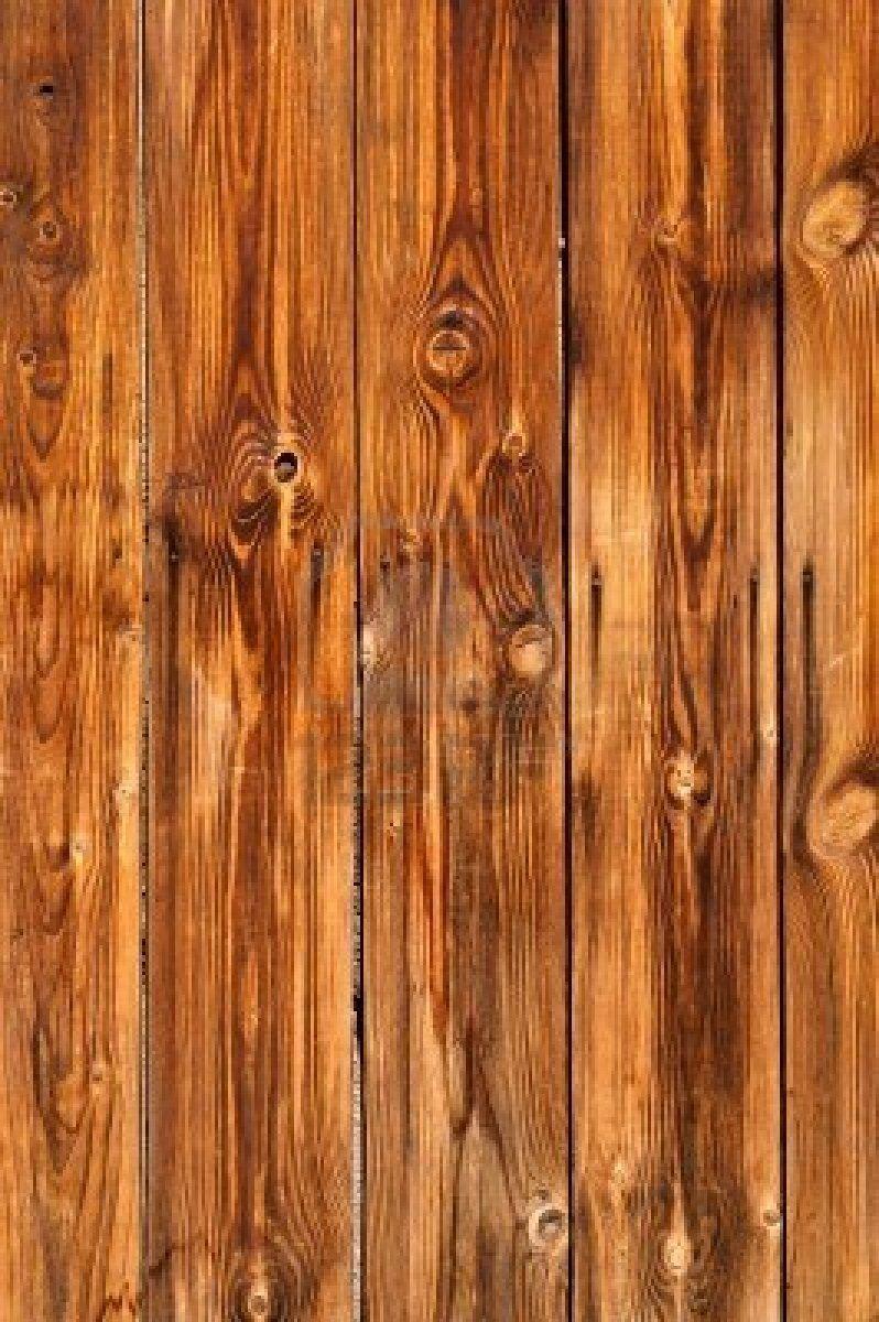 Vintage Wood Paneling