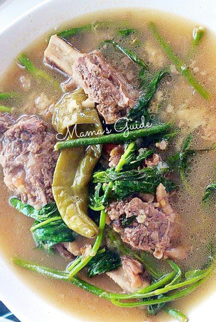 Beef Guava Soup