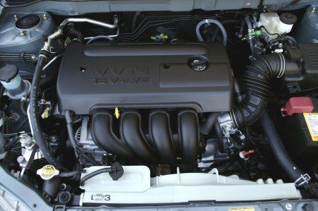2012 #TOYOTA COROLLA #GAS #ENGINE GAS 2.4L: Part Name: 2012 Toyota ...