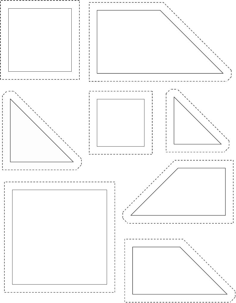 Farmers Wife Block Templates | Sewing Tutorials (Quilting & Sewing ...