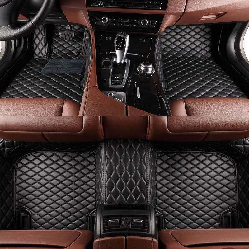 TOYOTA SUPRA MK4 FULLY TAILORED CLASSIC CAR FLOOR MATS BLACK