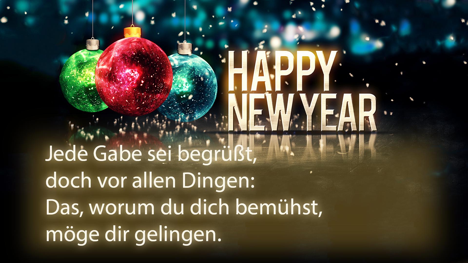 Silvester-Sprüche 2020/21: Die 35 besten Neujahrswünsche