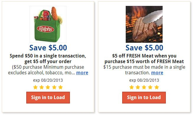 image relating to Ralphs Printable Coupons identify Unique Ralphs Electronic Coupon codes upon Fb $5/$50 get