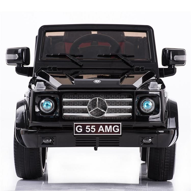 Mercedes Benz G55 Ride On Newest Model Equipped With Parental Remote Control Mercedes Benz Benz Rubber Tires