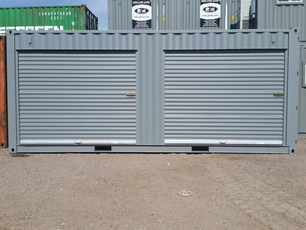 Custom Modified Container Container Modifications Shipping Container Custom Storage Shipping Container Buildings