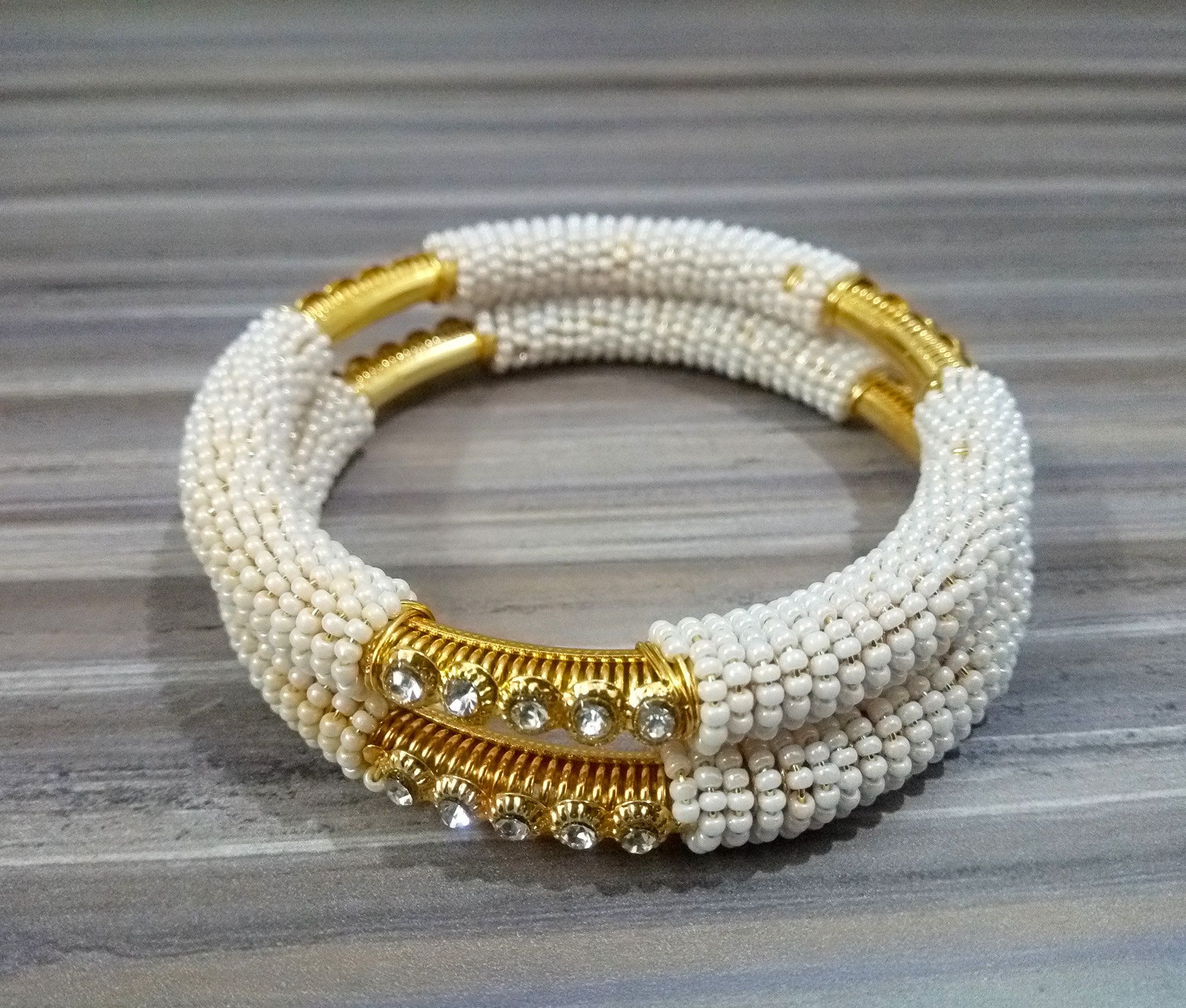 Indian Cz Bangles Pakistani Gold Plated Bangles With Meenakari