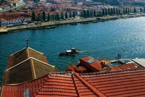 Navegando no Douro