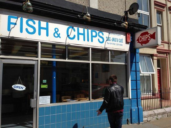 West Hoe Fish Fryers -  Voted Best Fish and Chips - Radford Road