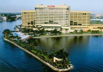Hilton Miami Airport Hotel Blue Lagoon Reception Venues Miami Airport Hilton Miami Airport Hotel
