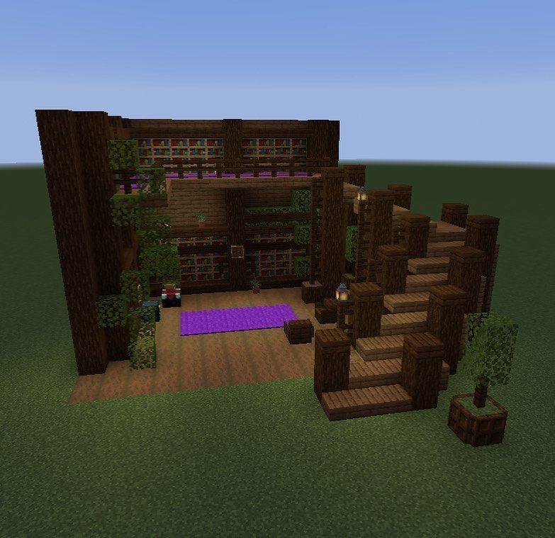 Pin By Gabby Rios On Garten Treppe Minecraft Designs Amazing Minecraft Minecraft Houses