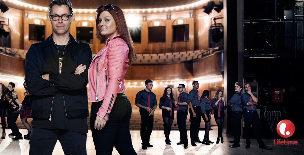 """Get Ready To Be """"Pitch Slapped"""" With Lifetime's New A"""
