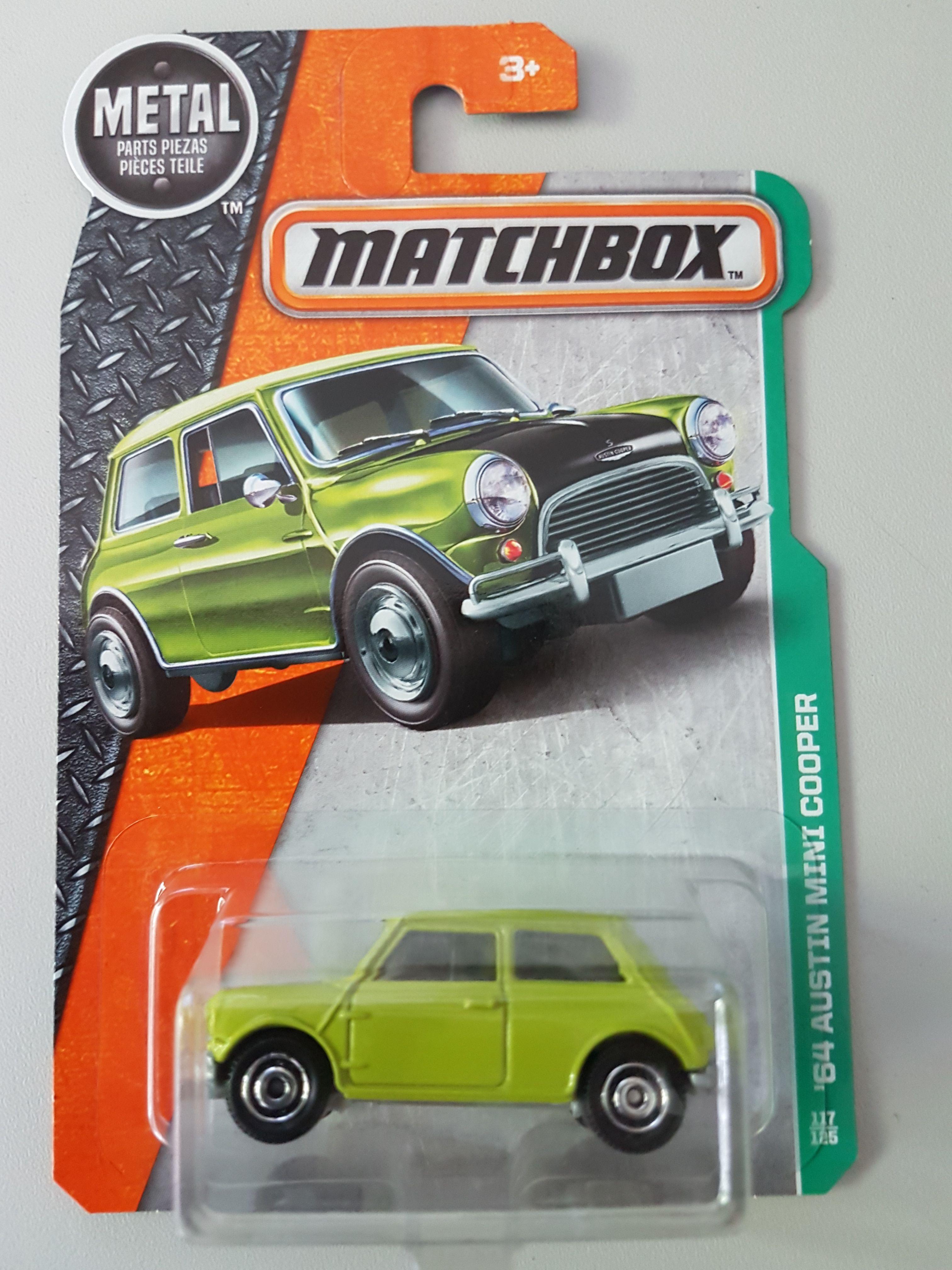 Matchbox Spielzeugautos