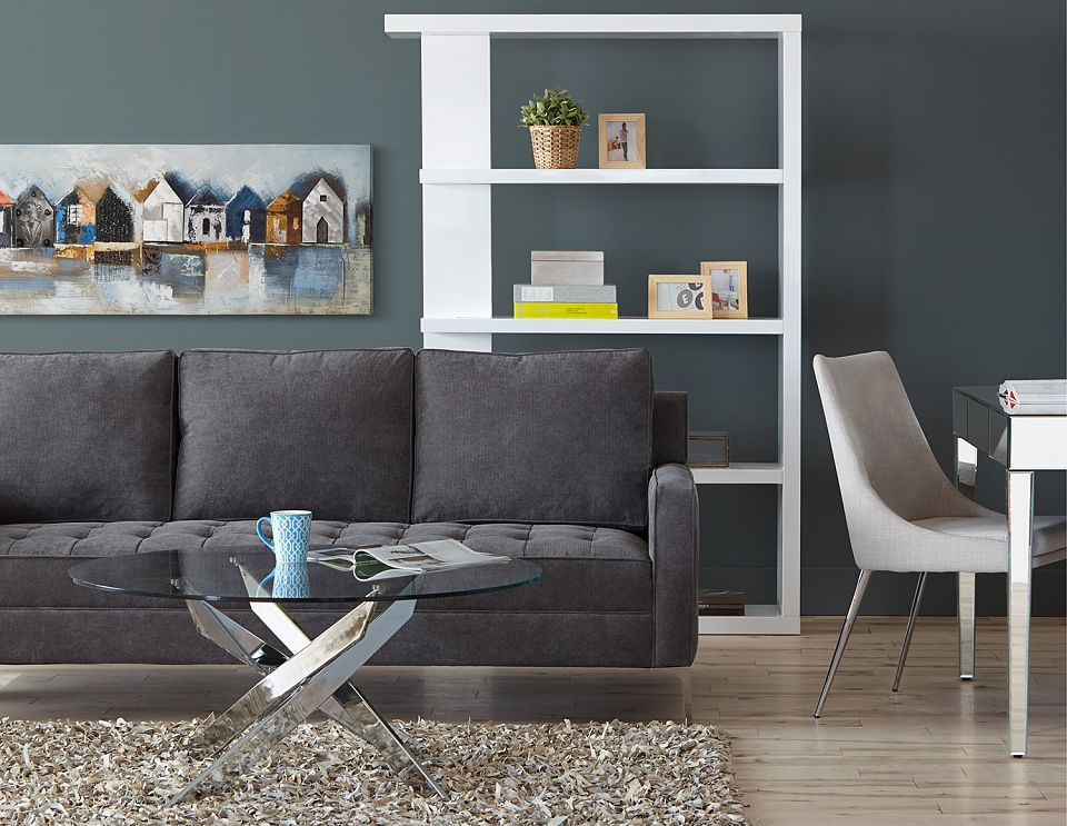 Structube living room sofas loveseats miami charcoal build me a fortress pinterest - Dining room sets miami ...