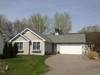 10310 Lee Drive, Eden Prairie.  3BR home with hardwoods throughout, finished basement, and a deck as large as the main floor!  Quaint!  Marketed by: Chad & Sara Huebener, Edina Realty,  952-212-3597  chadandsara@edinarealty.com