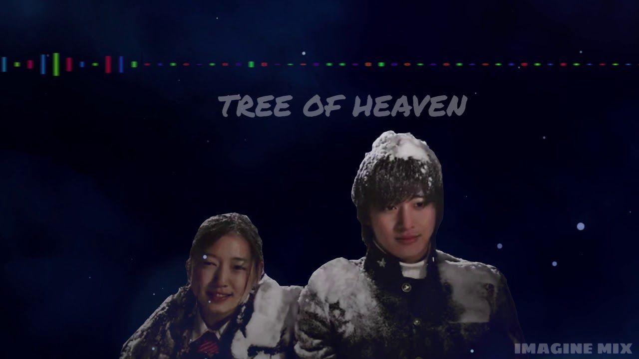 أوست الدراما الكورية شجرة الجنة صفارته Tree Of Heaven Ost His Whistle Heaven Movie Posters Poster