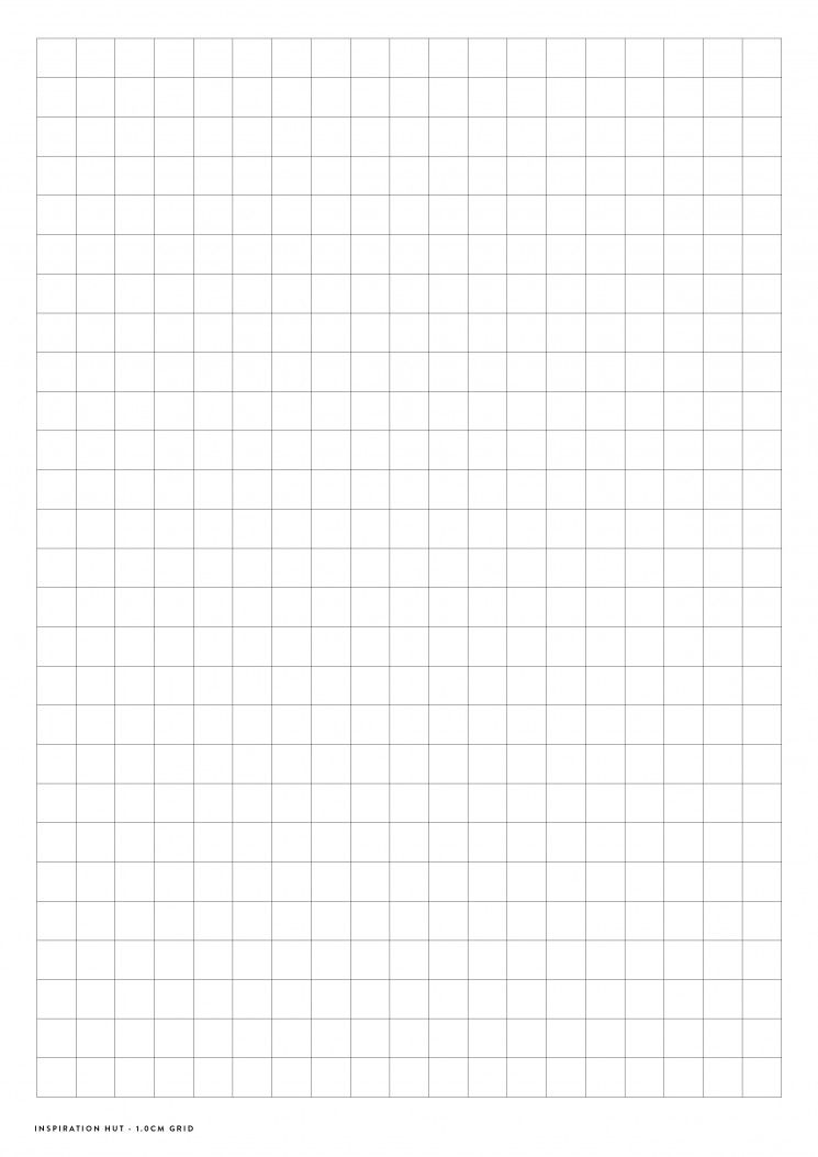 Printable Graph / Grid Paper PDF Templates Pdf, Template and Planners
