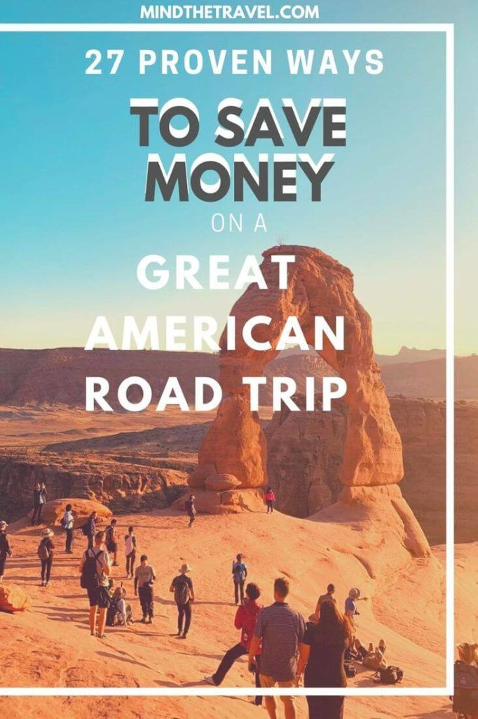 27 Best Ways to Save Money On a USA Road Trip