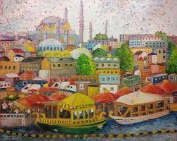 istanbul paintings - Αναζήτηση Google