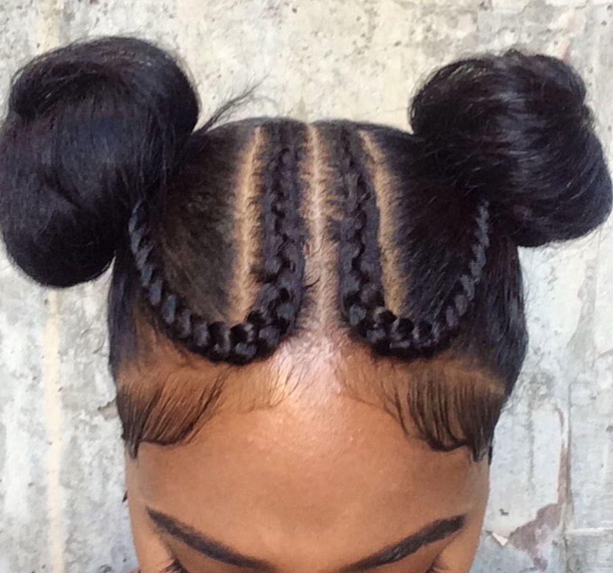 Kessea X London Ziloh Natural Hair Inspiration Braidstwists