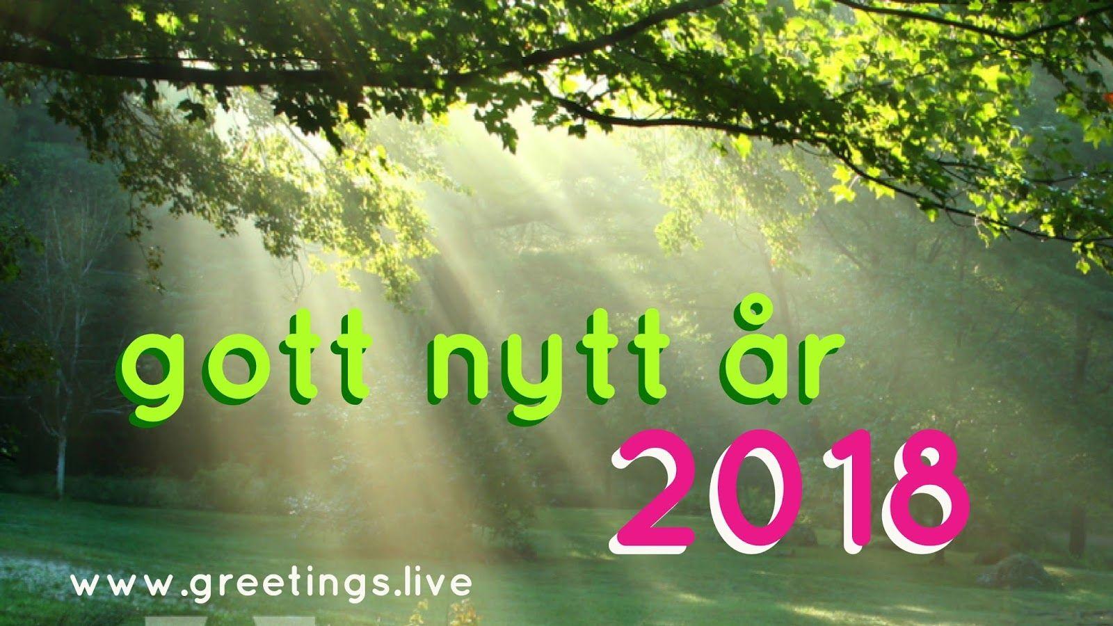 Exceptional Happy New Year (English) U003d Gott Nytt år ( Swedish )