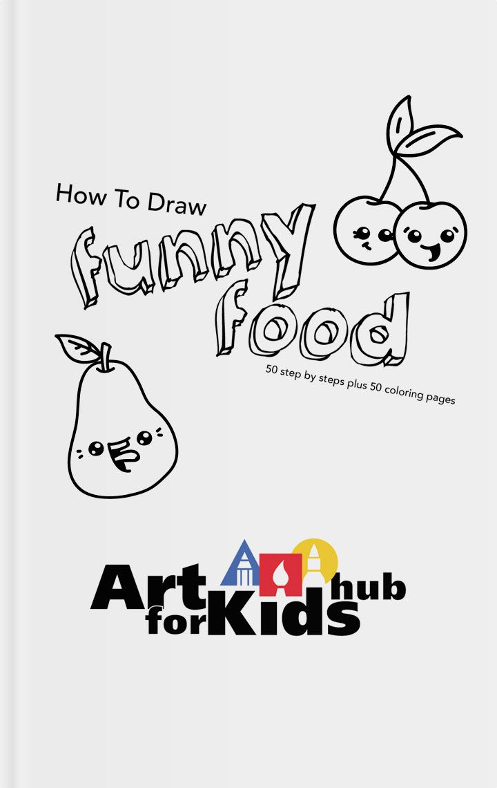 Weird Food Drawing 4