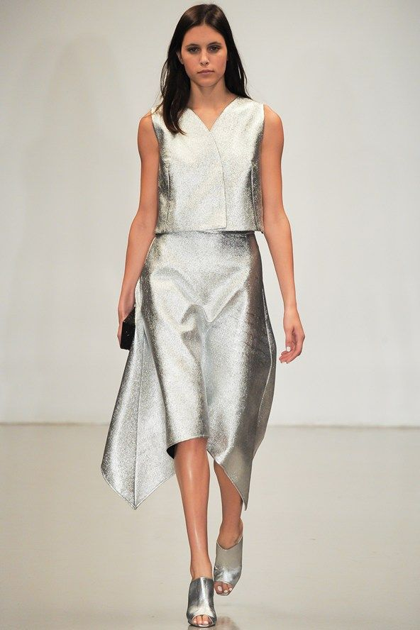 Osman Spring/Summer 2015 Ready-To-Wear
