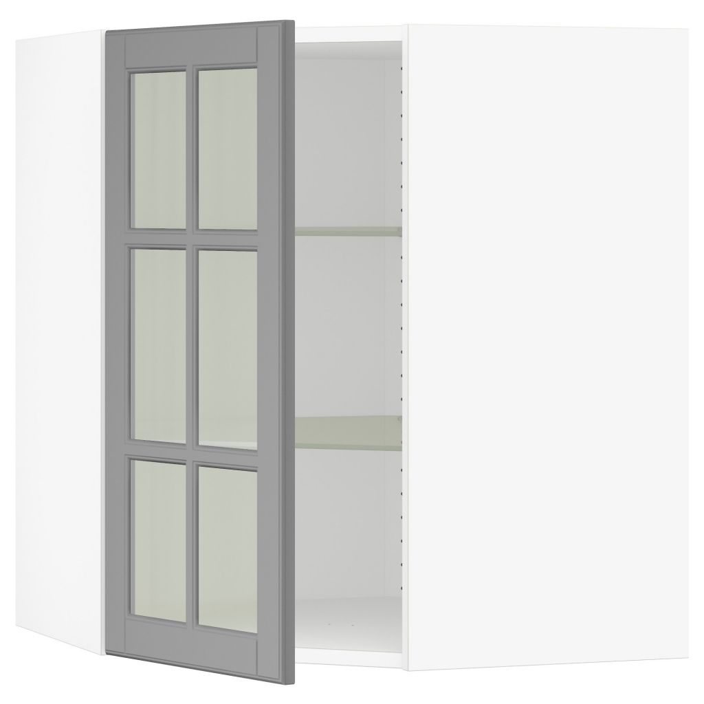 Ikea Kitchen Wall Cabinets With Glass Doors Show Design Ideas Check More At