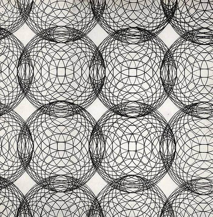 Alexander Rodchenko, Fabric Design, 1930s