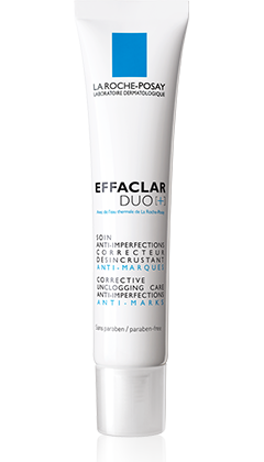 All About Effaclar Duo Corrective Unclogging Care Anti Imperfections Anti Marks A Product In The Effaclar Effaclar Duo Acne Traitement Produits De Beaute