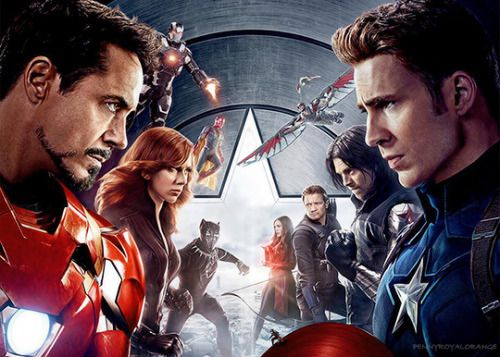 Pin En Avengers