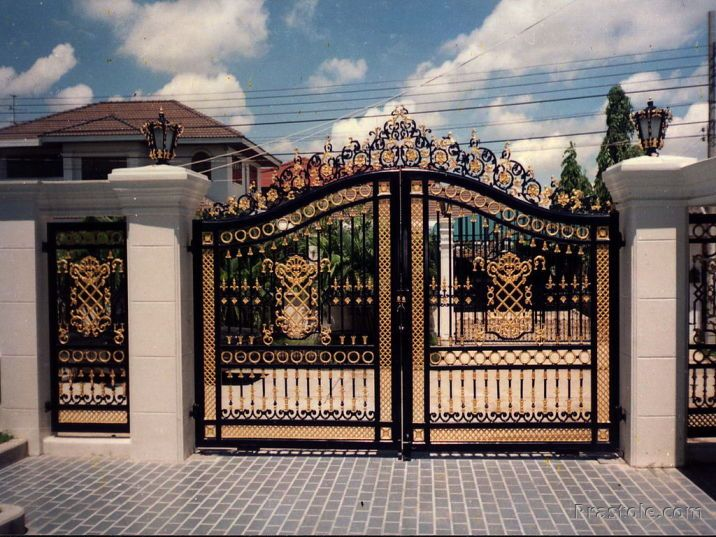 Simple Gate Design For Small House Remodeling Ideas Idea