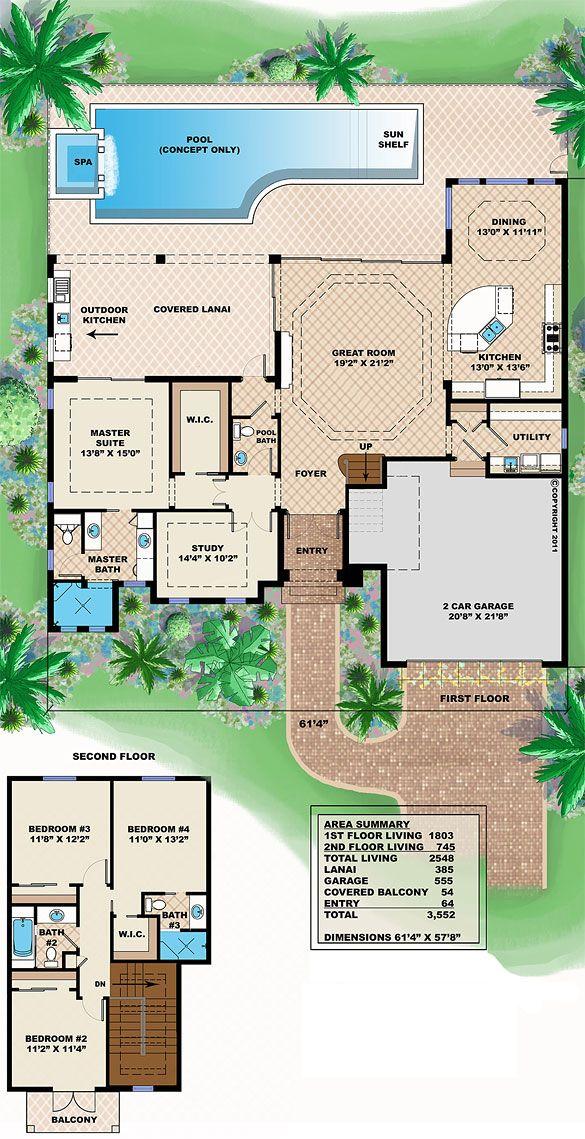 Sapodilla Bay Sapodilla Bay Floorplans Key West House Key West Style Mediterranean Homes