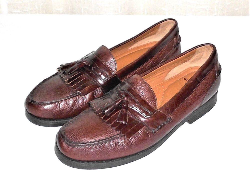 dockers loafers tassel