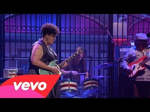 Alabama Shakes Gimme All Your Love Live On Snl 2 28 2015