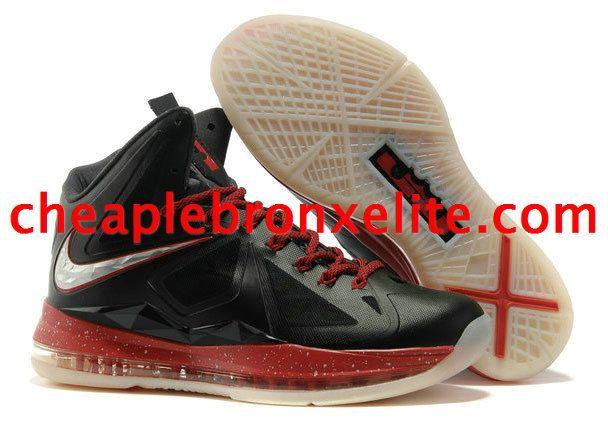 Miami Heat Away Nike Lebron X 10  8994746b6b1df