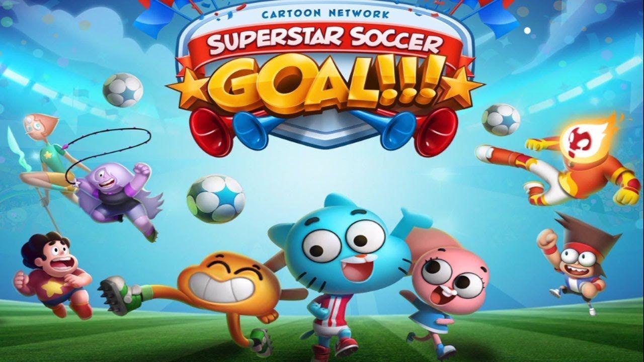 Cartoon Network Superstar Soccer Goal 2018 Walkthrough Gameplay Par Cartoon Net Cartoon Network Cartoon