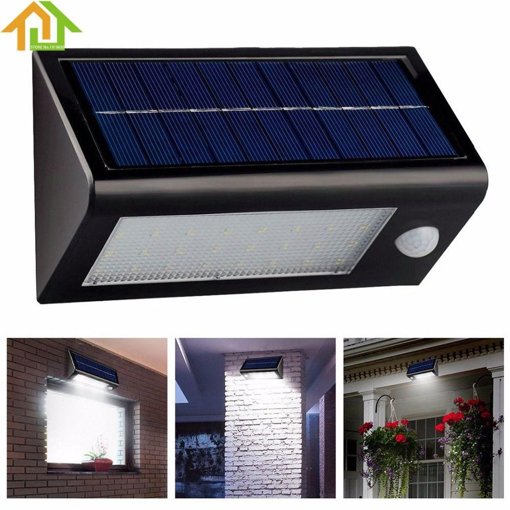 32 Led Solar Light Outdoor Waterproof Garden Lights Spotlights Decorative Lighting Lamp