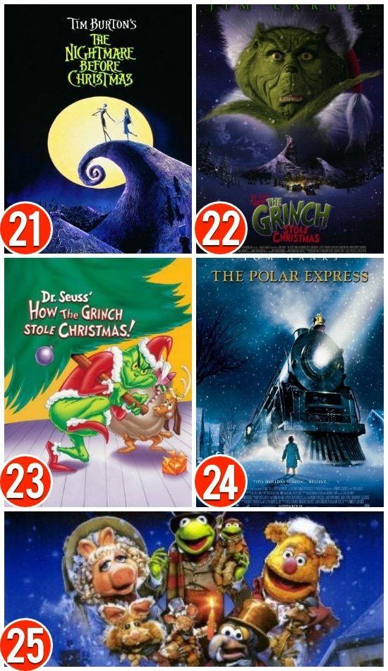 over 50 of the best christmas movies movie xmas and christmas movie night - Best Christmas Movies For Kids