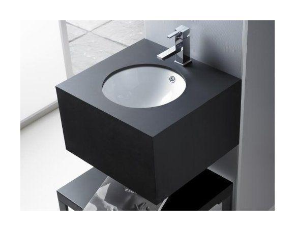 Lavabo Bajo.Bano Diseno Luk Escobillero Pared Laton Bathrooms