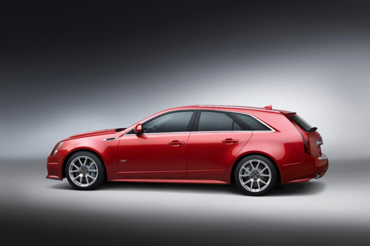 2014 Cadillac Cts V Wagon Gm Authority Cat Illac Love