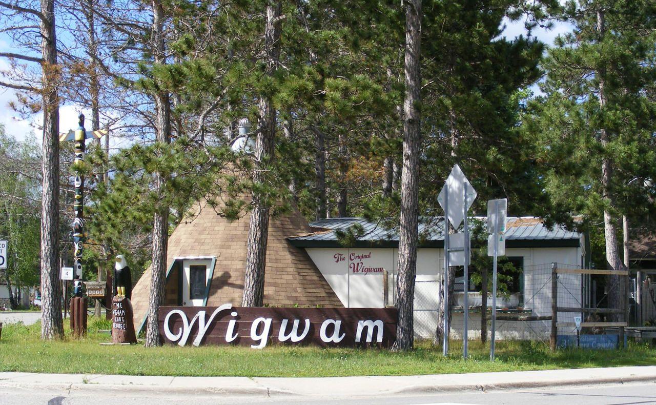 Lake George Mn >> Wigwam Gifts Souvenirs Lake George Minnesota Just Cuz I Like It