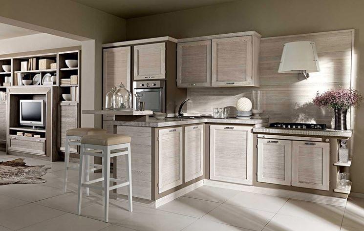 cucina muratura moderna - Cerca con Google   Cucina estensione ...