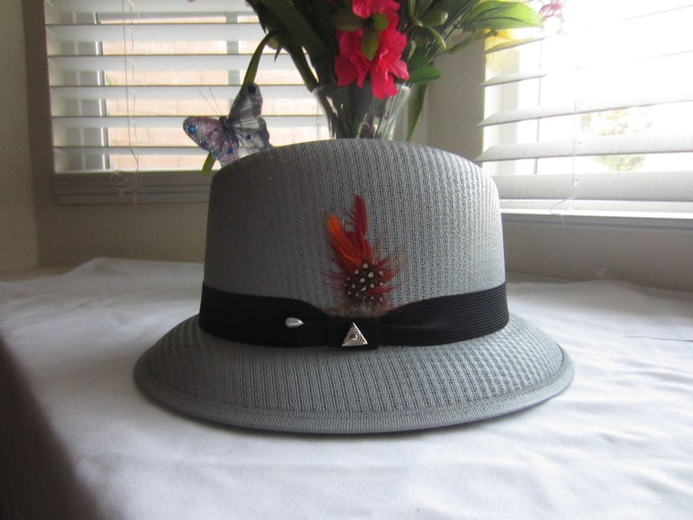 MENS MED PACHUCO ZOOT SUIT LOWRIDER HAT
