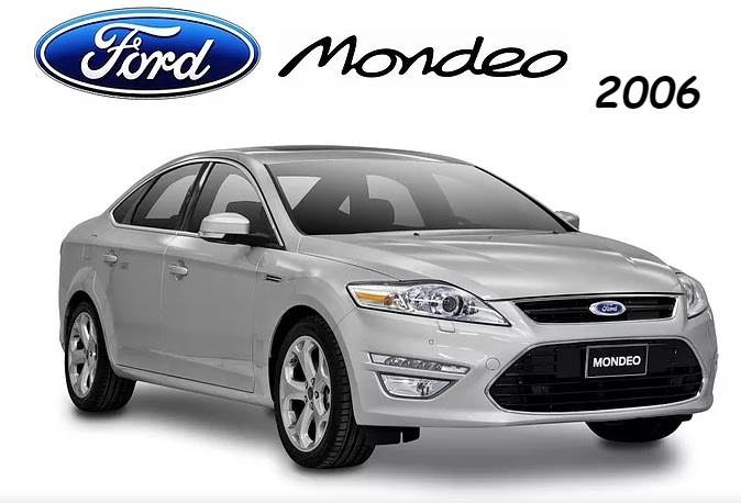 Ford Mondeo 2006 Service Manual