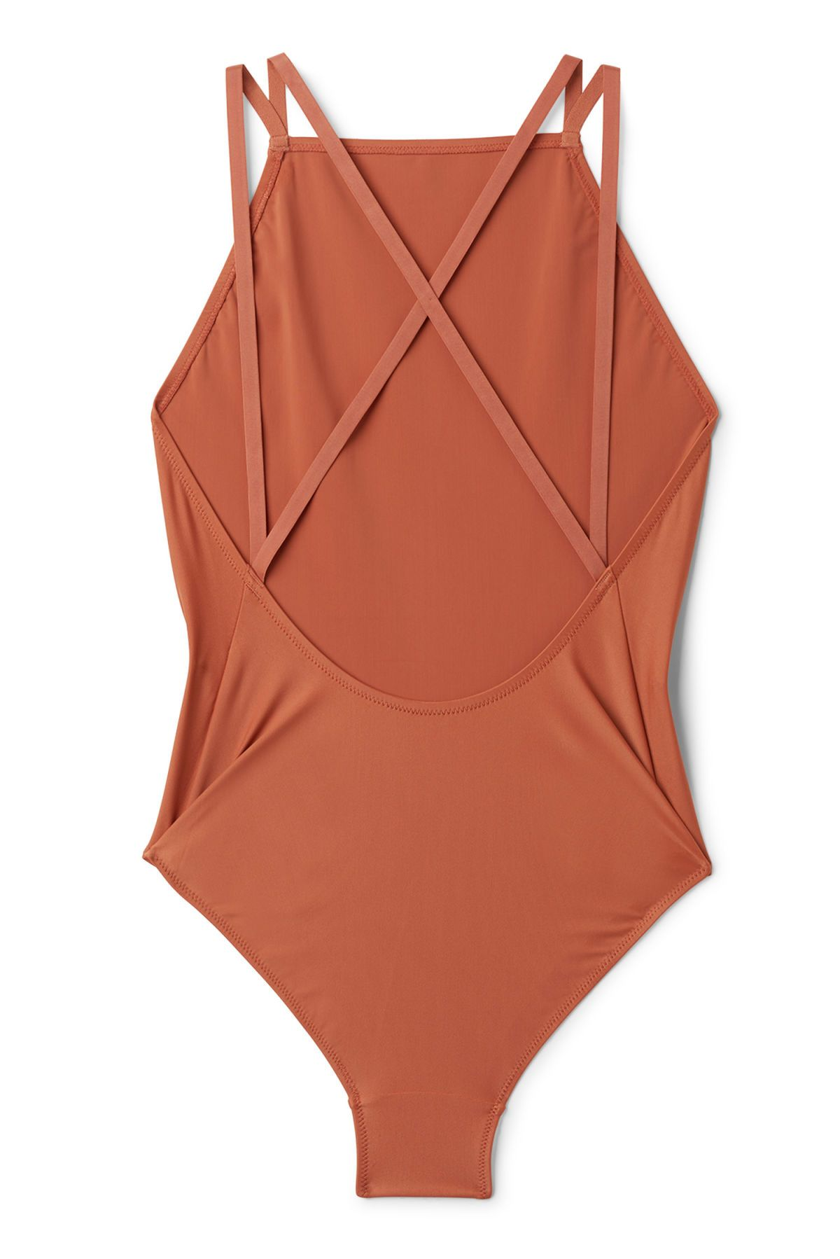 a73a77dd48 Polaris Swimsuit - Orange - One pieces - Weekday GB